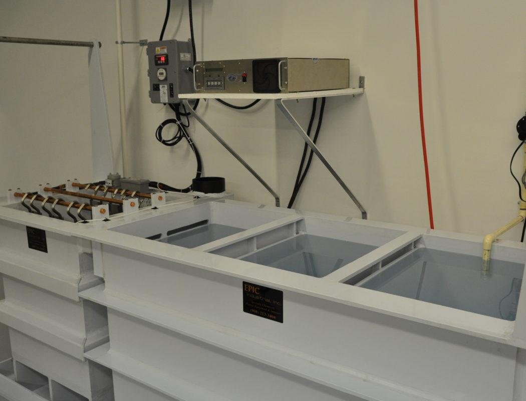 electropolishing equipment